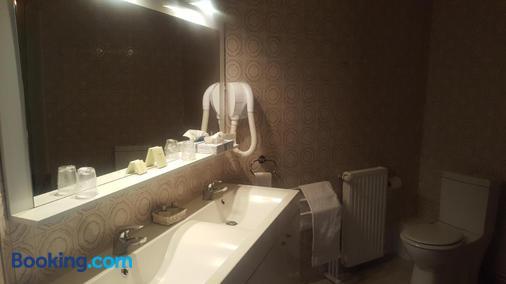 Hôtel Le Gonfalon - Meaux - Bathroom