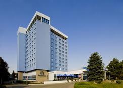 Hotel Flora - Olomouc - Building