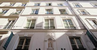 Hôtel des Canettes - Παρίσι - Κτίριο
