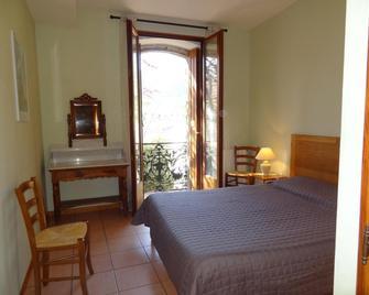 Les Santolines - Cucugnan - Bedroom