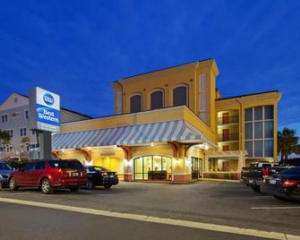 Best Western Ocean Sands Beach Resort - North Myrtle Beach - Gebouw
