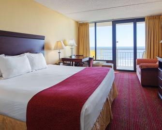 Best Western Ocean Sands Beach Resort - North Myrtle Beach - Phòng ngủ