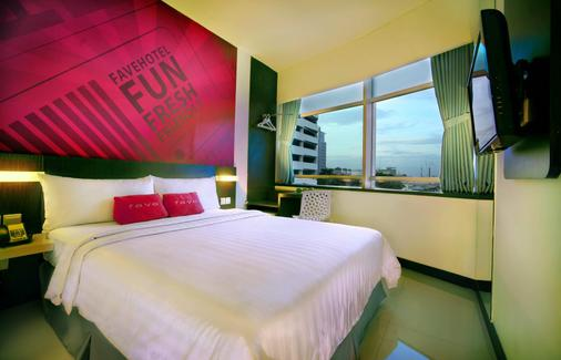 favehotel Pluit Junction - North Jakarta - Phòng ngủ