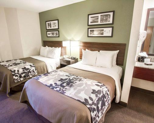 Sleep Inn at North Scottsdale Road - Scottsdale - Makuuhuone