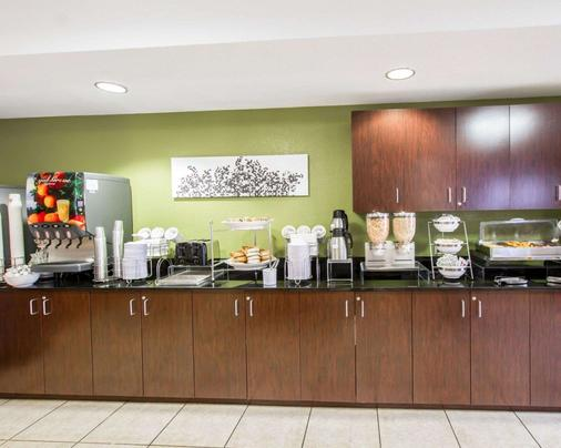 Sleep Inn at North Scottsdale Road - Scottsdale - Buffet