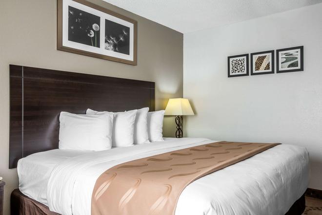 Quality Inn - Stockbridge - Makuuhuone