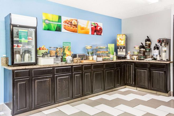 Quality Inn - Stockbridge - Buffet