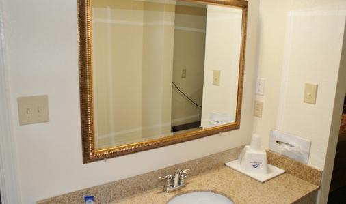 Americas Best Value Inn Ft. Jackson - Columbia - Banheiro