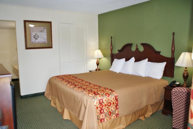 Americas Best Value Inn Ft. Jackson - Columbia - Bedroom