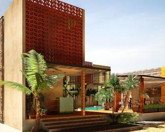 Kai Hotel Boutique - Holbox - Building