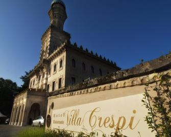 Relais & Chateaux Villa Crespi - Orta San Giulio - Building