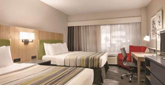 東威廉斯堡卡爾森套房鄉村旅館 - 威廉斯堡 - 威廉斯堡(弗吉尼亞州) - 臥室