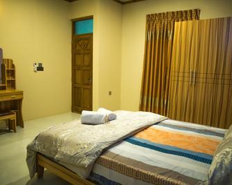 Zayan Holiday Home - Maldives - Addu City - Bedroom