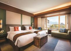 Shangri-La Lhasa - Lhasa - Schlafzimmer