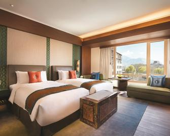 Shangri-La Lhasa - Лхаса - Спальня