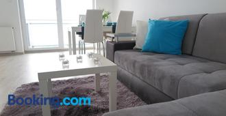 Bts Apartaments - Apartamenty Blisko Morza - Gdansk - Living room