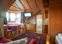 Aparthotel Acksteiner - Sankt Anton am Arlberg - Dining room