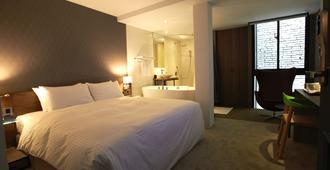 Hotel That Kaohsiung - Гаосюн - Спальня