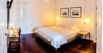 Comercial Azores Guest House - Ponta Delgada Azoren - Schlafzimmer