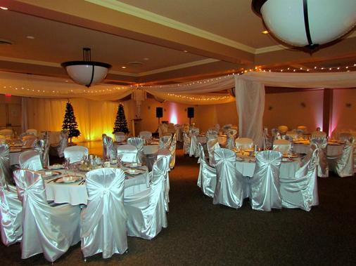 Best Western Plus Barclay Hotel - Port Alberni - Banquet hall