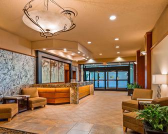 Best Western Plus Barclay Hotel - Port Alberni - Lobby