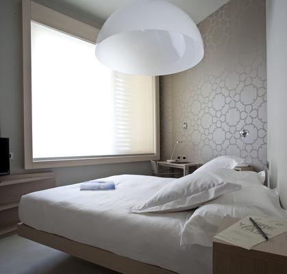 Nu Hotel - Milan - Bedroom