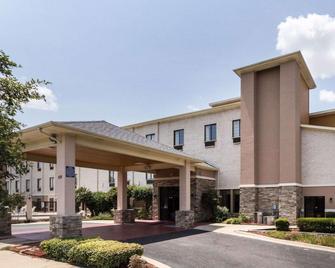 Comfort Inn & Suites Burnet - Burnet - Edificio