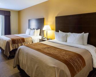 Comfort Inn & Suites Burnet - Burnet - Slaapkamer