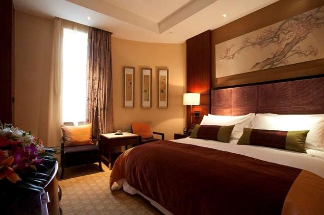 Celebrity City Hotel - Chengdu - Habitación