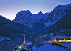 Berghotel Rehlegg - Ramsau - Outdoors view