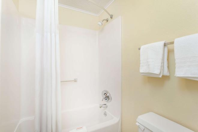 Days Inn by Wyndham Dover Downtown - Dover - Μπάνιο
