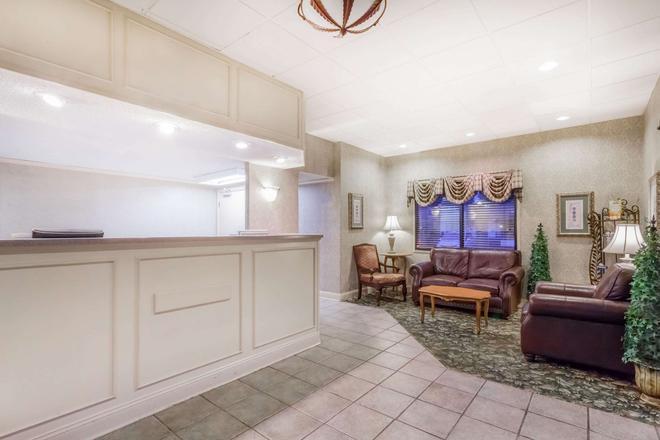 Days Inn by Wyndham Dover Downtown - Dover - Recepción