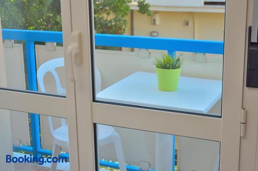 Residence Verbena - Rimini - Balcony