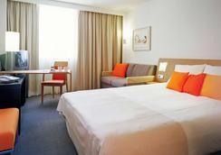 Novotel Brugge Centrum - Bruges - Bedroom