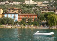 Hotel Smeraldo - Brenzone - Näkymät ulkona