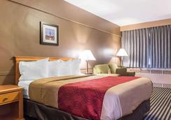 Econo Lodge Downtown - Ottawa - Camera da letto