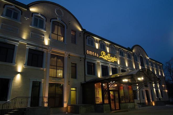Bellagio - Rostov-na-Donu - Rakennus