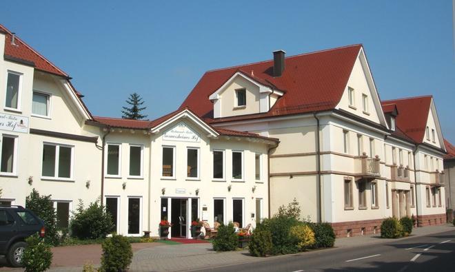 Hotel Germersheimer Hof - Germersheim - Building
