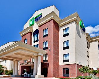 Holiday Inn Express Hotel & Suites DFW West - Hurst - Hurst - Building