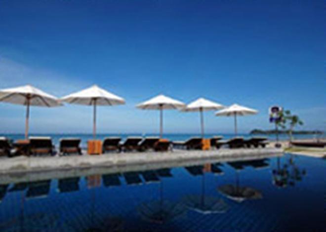 Maya Koh Lanta Resort - Ko Lanta - Uima-allas