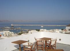 Panorama - Naxos - Balcó