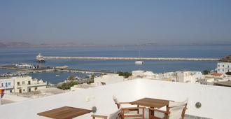 Panorama - Naxos - Balcony