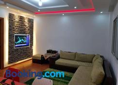 Appartement Luxueux Kelibia - Kelibia - Living room