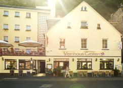 Weinhaus Graefen - Cochem - Building