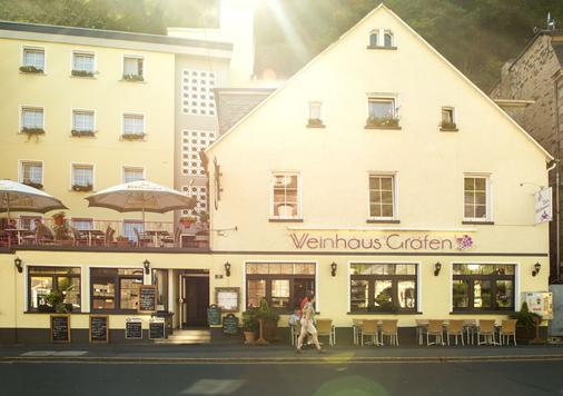 Weinhaus Graefen - Cochem - Κτίριο
