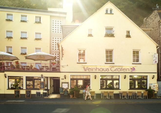 Weinhaus Graefen - Cochem - Edificio