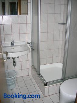 Gasthof Murauerhof - Sankt Peter am Kammersberg - Bathroom