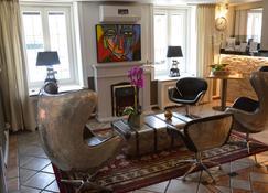 Best Western Hotel Anno 1937 - Kristianstad - Living room