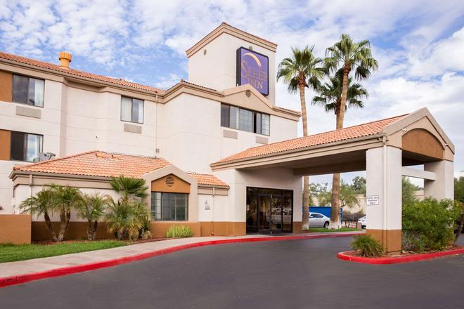 Sleep Inn Phoenix Sky Harbor Arpt - Phoenix - Building