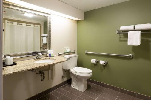 鳳凰機場斯利普酒店 - 鳳凰城 - 鳳凰城 - 浴室